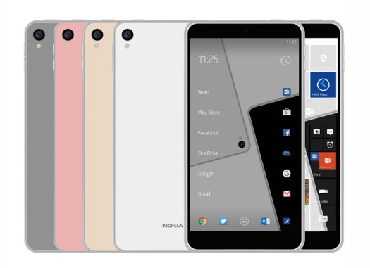 Android Nokia C1