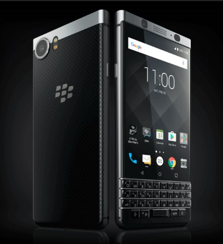 BlackBerry Keyone image