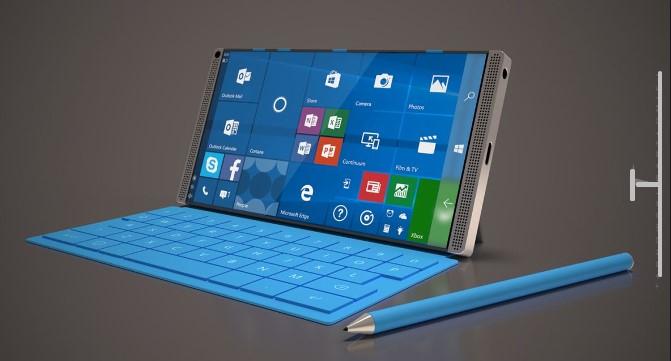 Microsoft Surface Phone Image
