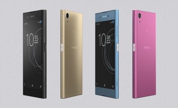 Sony Xperia XA1 Plus Picture