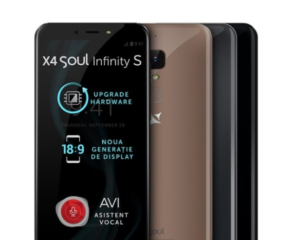 Allview X4 Soul Infinity S Picture