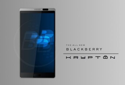 BlackBerry Krypton