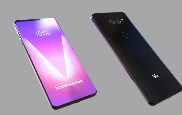 LG V40 Image