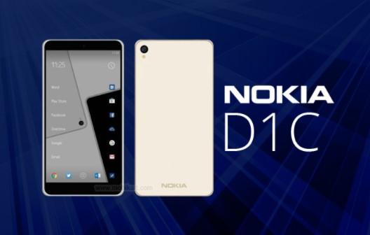 Nokia D1C Image