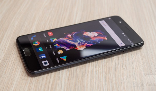 OnePlus 5T Official Image