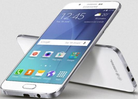 Samsung Galaxy C8 Picture