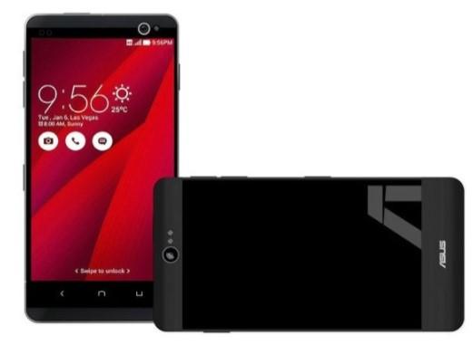 ASUS Zenfone 4 Deluxe