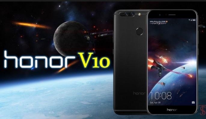 Huawei Honor V10 Image