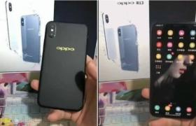 Oppo R13 Leaks Image, Picture, Wallpaper