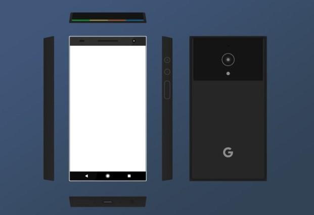 Google Pixel 2B
