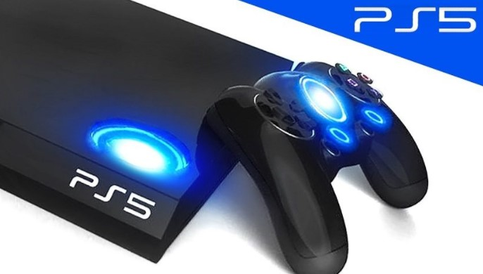 PlayStation 5 - PS5 Leaks Official Picture, Image, Wallpaper