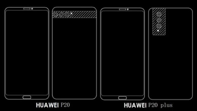 Huawei P20 & Huawei P20 Plus