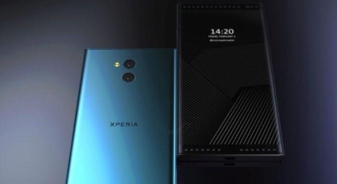 Sony Xperia XZ2 Premium Picture