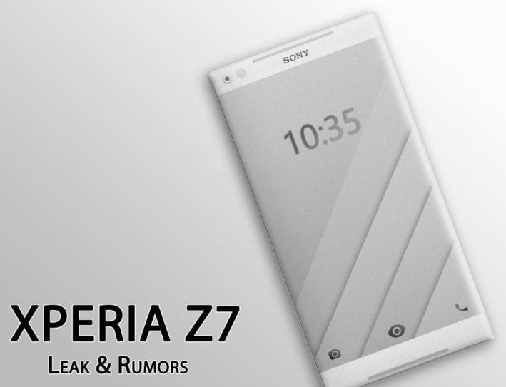 Sony Xperia Z7 Image