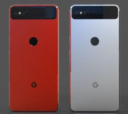 Google Pixel 3 XL Back Picture