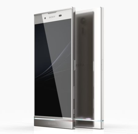 Sony Xperia XS Concept Phone