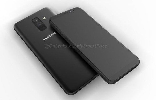 Samsung Galaxy A6 Image