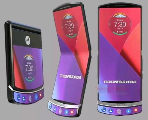 Motorola RAZR V4 Image