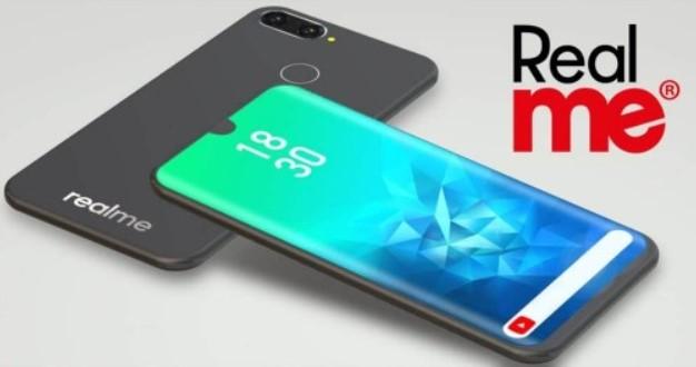 Oppo Realme Edge Max Xtreme 2019