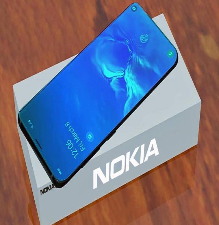 Nokia McLaren Pro Max 2021