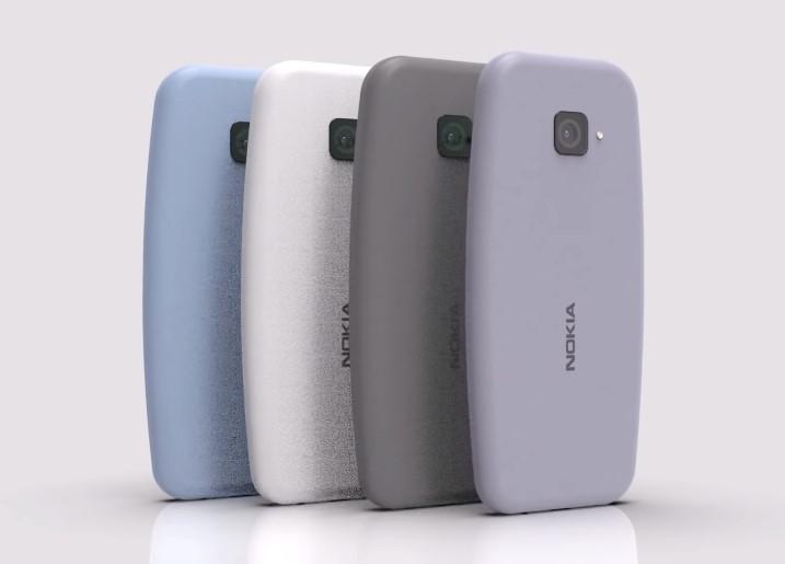 Nokia 3310 5G New Edition 2021