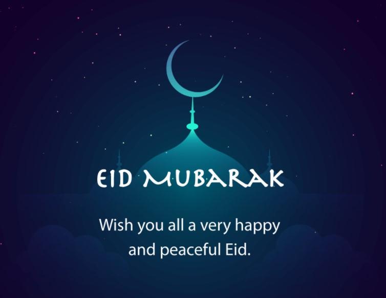 Eid Mubarak Wishes Pic