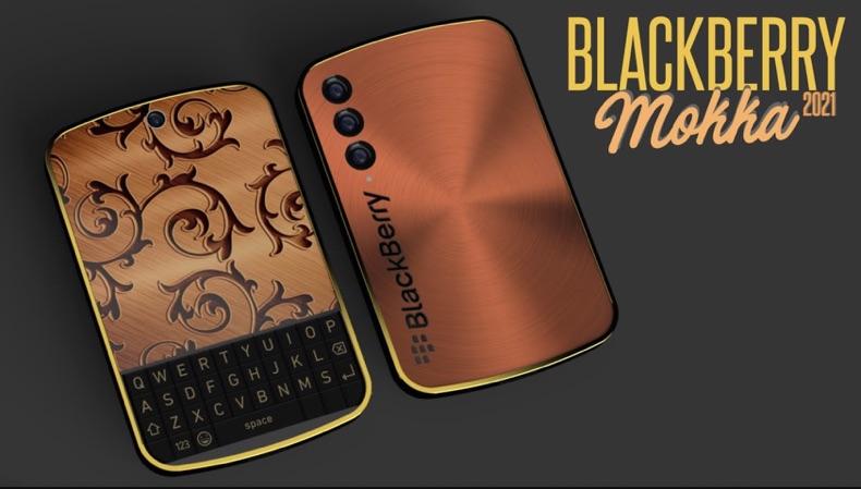 BlackBerry Mokka 5G 2021