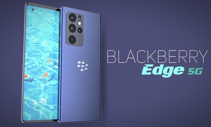 Blackberry Edge 5G 2021