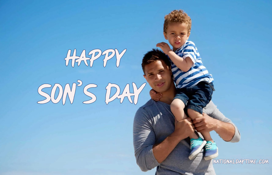 Happy National Sons Day