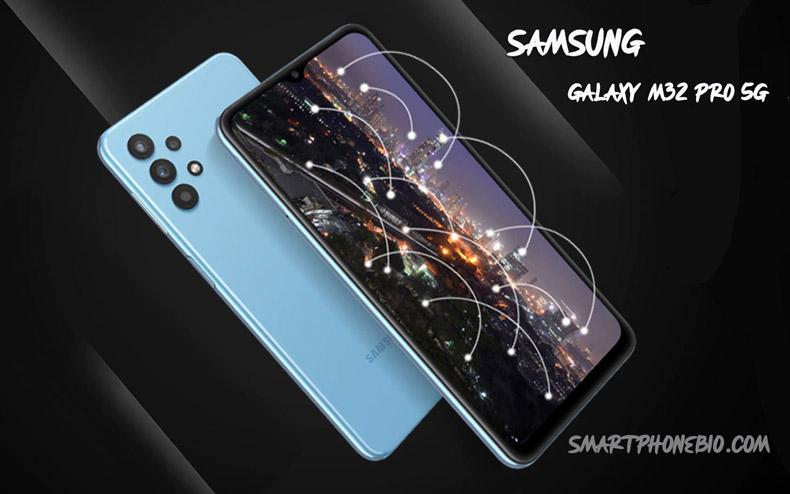 Samsung Galaxy M32 Pro 5G