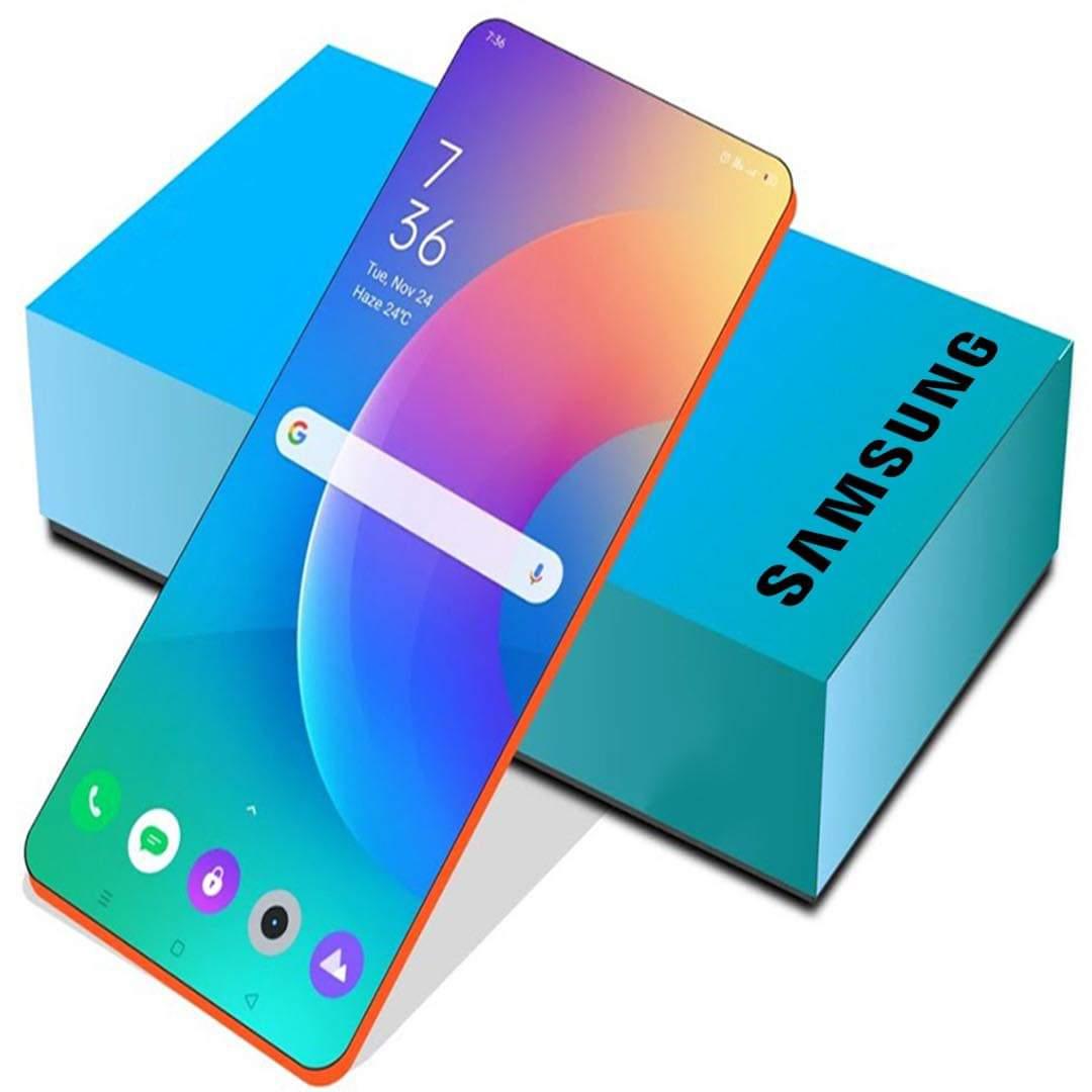Samsung Galaxy Oxygen Lite